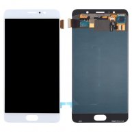 For Meizu Pro 6 Plus LCD Screen + Touch Screen Digitizer Assembly(White)