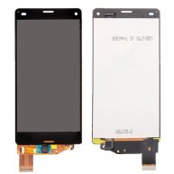 LCD Display + Touch Screen Digitizer Assembly Replacement for Sony Xperia Z3 Compact / M55W / Z3 mini(Black)