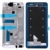 For Huawei Enjoy 5s Front Housing LCD Frame Bezel Plate(White)