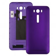 For 5 inch Asus Zenfone 2 Laser / ZE500KL Original Back Battery Cover(Purple)
