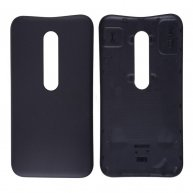Back Cover Battery Door for Motorola Moto G3 - Black