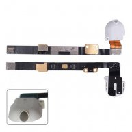 High Quality Earphone Jack With Flex Cable for iPad mini 3-White