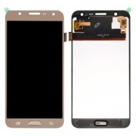 For Samsung Galaxy J7 / J700 LCD Screen + Touch Screen Digitizer Assembly(Gold)