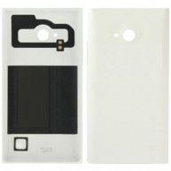 Battery Back Cover for Nokia Lumia 730(White)