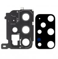 For Samsung Galaxy S20 Plus Rear Camera Holder with Lens