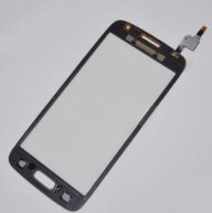 Black Replacement Digitizer Touch Screen Panel For Samsung Galaxy Avant SM-G386T