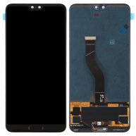 LCD Screen and Digitizer Full Assembly for Huawei P20 Pro(Black)