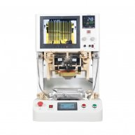 Intelligent pulse pressing flex cable machine lcd flex cable repair machine