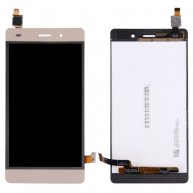 LCD Screen and Digitizer Full Assembly for Huawei P8 lite -Gold
