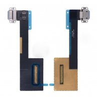 Charging Port with Flex Cable for iPad Pro(9.7inches) - Gray