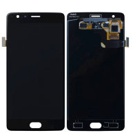 Black OnePlus 3 Three A3000 A3003 LCD Display Touch Screen Digitizer Assembly