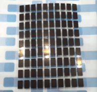 100Pcs/Set for iPhone 7LCD Backlight Welding Point Sticker