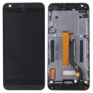For HTC Desire 626s Original LCD Screen + Touch Screen Digitizer Assembly with Frame(Black)