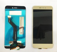 For Huawei P8 Lite 2017 LCD Screen + Touch Screen Digitizer Assembly(Gold)