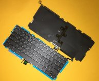 "For Macbook pro 13"" 13.3'' A1278 Unibody MC700 MC724 Laptop Czech Keyboard 2009 2010 2011 2012"