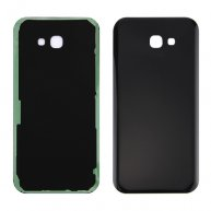 For Samsung Galaxy A7 (2017) / A720 Battery Back Cover(Black)