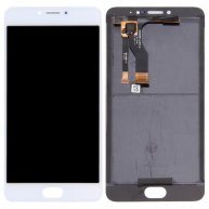 For Meizu M3 Note / Meilan Note 3 LCD Screen + Touch Screen Digitizer Assembly(White)