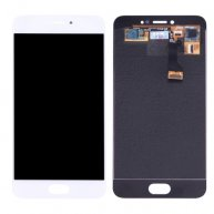 For Meizu Pro 6 Original LCD Screen + Original Touch Screen Digitizer Assembly(White)