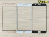 Front Glass Lens For Samsung Galaxy J7 Prime/On 7