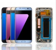 For Samsung Galaxy S7 Edge/G935F Ori LCD Screen+Touch Screen Assembly With Frame