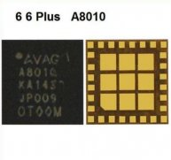 For iPhone 6/6+ Power Amplifier IC Chip Avago A8010 (303)