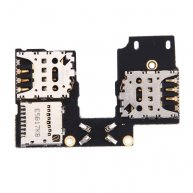 For Motorola Moto G (3rd Gen.) (Dual SIM Version) SIM Card Socket + SD Card Socket
