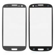 Front Glass Outer Screen Digitizer Lens for AT&T Samsung Galaxy S III SGH-I747 - Grey