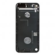 For ipod Touch 5th Gen Back Cover Black & Slate