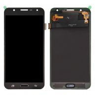 For Samsung Galaxy J7 / J700 LCD Screen + Touch Screen Digitizer Assembly(White)