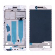 For Huawei Enjoy 6s Original Front Housing LCD Frame Bezel Plate(White)