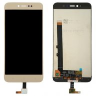For Xiaomi Redmi Note 5A Pro / Prime LCD Screen + Touch Screen(Gold)