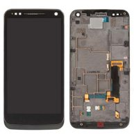 For Motorola Electrify M XT901 LCD Screen and Digitizer Assembly with Front Housing