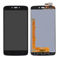For Motorola Moto C Plus LCD Screen + Touch Screen(Black)