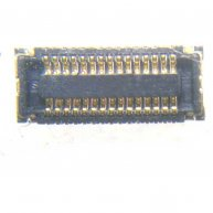 LCD Screen FPC Connector For BlackBerry Bold 9780