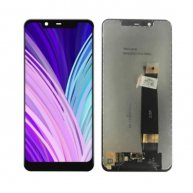 LCD Screen and Digitizer Full Assembly for Nokia 5.1 Plus (X5) (Black)