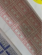 10000PCS/Lots tamper warranty seal sticker