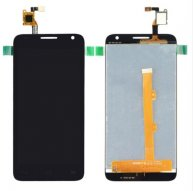 LCD Screen + Touch Screen Digitizer Assembly for Alcatel One Touch Idol 2 Mini S / 6036 / 6036Y(Black)