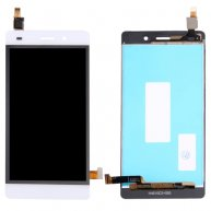 COMPLETE SCREEN ASSEMBLY FOR HUAWEI P8 LITE -WHITE