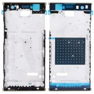 For Sony Xperia XA2 Ultra Front Housing LCD Frame Bezel Plate(Gold)