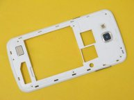 Middle Cover For samsung Galaxy Premier I9260 -White