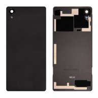 For Sony Xperia X Back Battery Cover (Graphite Black)