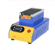 TBK-988N Built-in double vacuum pump lcd screen separate machine for Straight screen edge Curved screen s6 edge S8