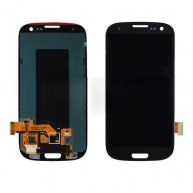 For Samsung Galaxy S 3 III I9300 I535 I747 L710 T999 LCD Assembly with Touch Screen Digitizer - Grey