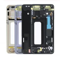 For Samsung Galaxy A8 2018 A530 A530F LCD Frame Middle Housing Bezel Chassis