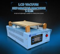 S-918K 8.5 Inches LCD Screen Separator Machine, LCD Separator, Built-in Vacuum Machine for Iphone/Samsung etc. SmartPhone