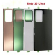For Samsung Galaxy Note 20 Ultra Back Case Battery Cover Glass Housing Cover