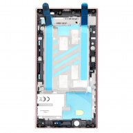 For Sony Xperia L2 Middle Frame Front Housing - Pink