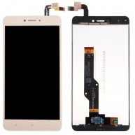 For Xiaomi Redmi Note 4X / Redmi Note 4 (International Version) LCD Screen + Touch Screen Digitizer Assembly(Gold)