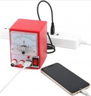 PM-2A Mini Mobile Maintenance DC Power Supply