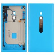 For nokia Lumia 800 Back Housing Assembly Cover-Blue